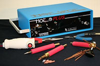 HotSpot PLUS Thermocouple Welder with Attachments